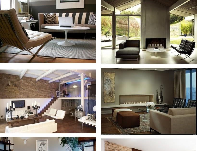 4UDECOR  Design de Interiores Cadeira Barcelona de Mies Van der Rohe
