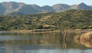 Avis dam, Windhoek