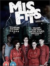 misfits2 capa Misfits 2ª Temporada Legendado RMVB