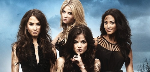 pretty little liars banner2 Pretty Little Liars 1ª Temporada RMVB Legendado