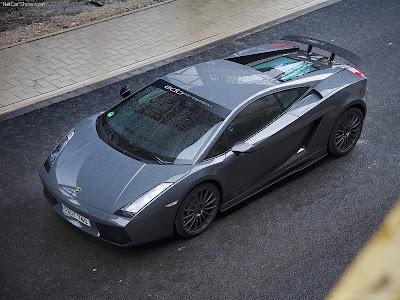 2005 Edo Lamborghini Gallardo. El Lamborghini Gallardo ya