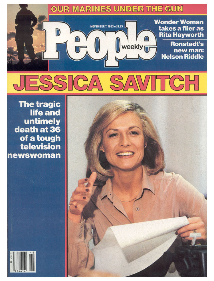 an introduction to the life of jessica savitch Jessica beth savitch was a popular american tv journalist and news anchor this biography profiles her childhood, family, personal life, career, and some interesting.