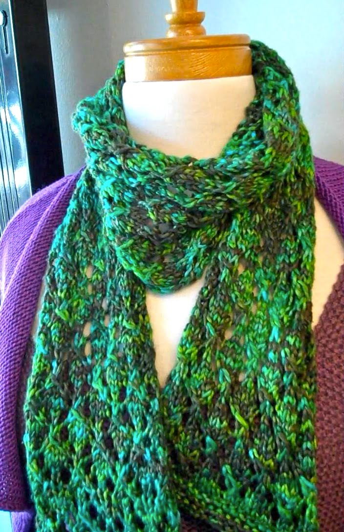 Gina Browns Yarn Vancouver Free Summer Scarf Patterns