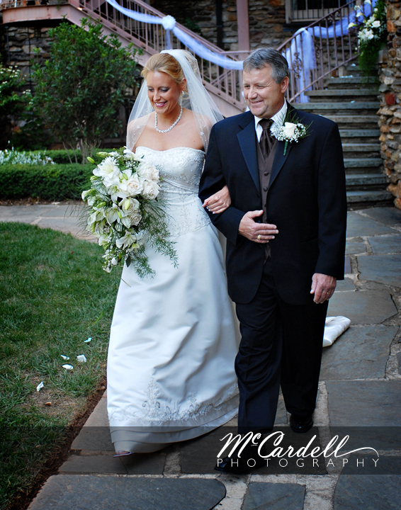 Graylyn wedding photographs