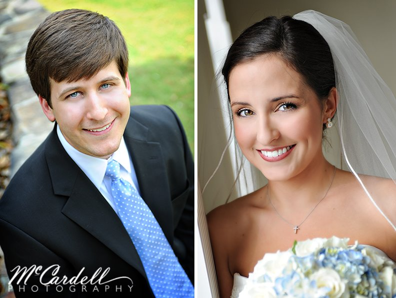 Greensboro wedding photographers