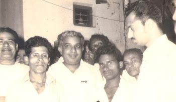 Minister Vakkam Purushothaman in PHC Erumely