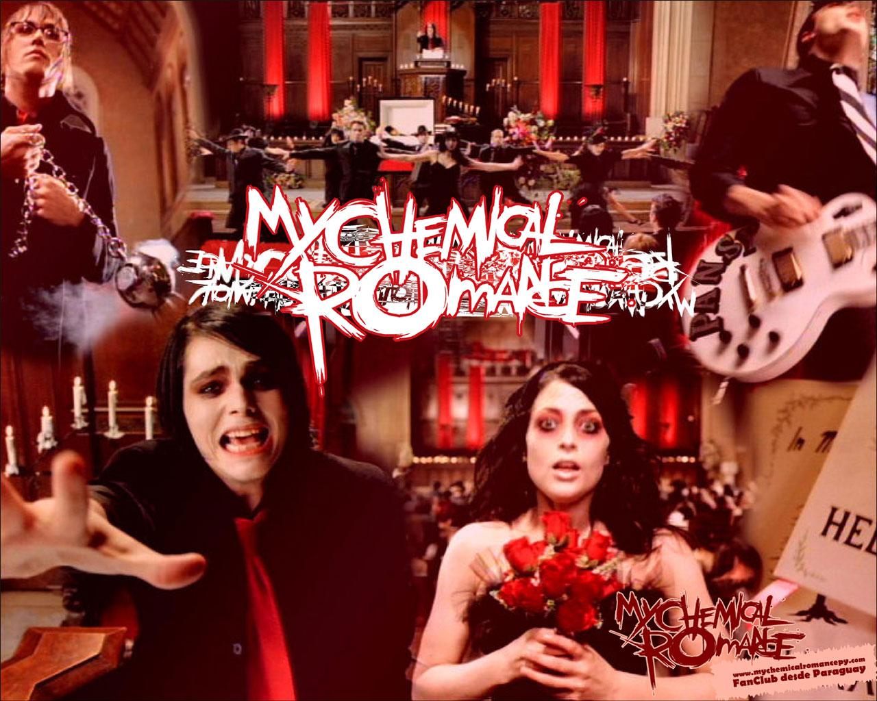 26 junio my chemical romance: