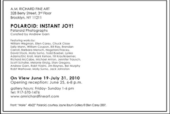 A.M Richard Fine Art, 328 Berry Street, Brooklyn, NY 11211