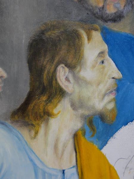 Judas - rosto da traição
