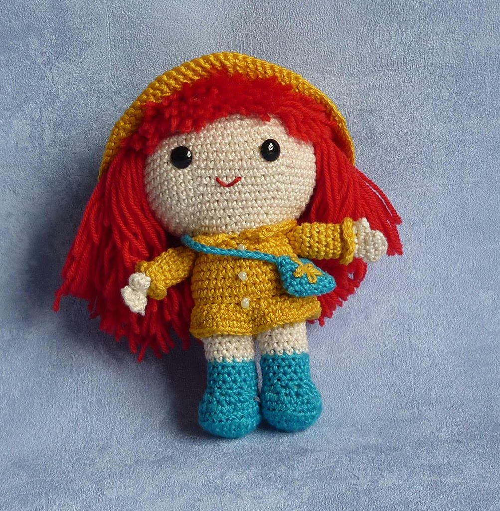 ... Dolls) - Sayjai Amigurumi Crochet Patterns ~ K and J Dolls / K and J