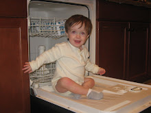 Helping Mommy With The Dishes
