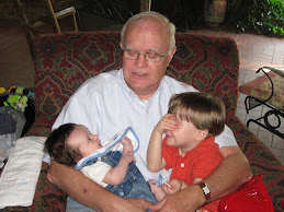 Hangin With Grandad and Caleb