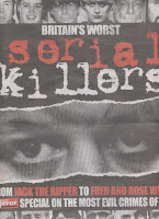 Serial killers book of secrets