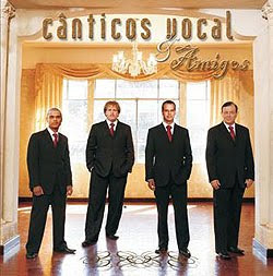 cd amigos Canticos Vocal e Amigos (Voz)