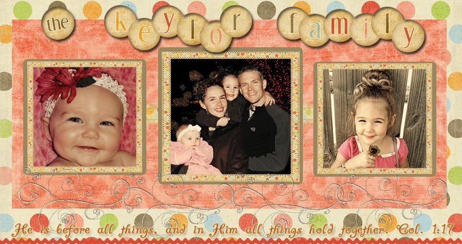 The Keylor Family