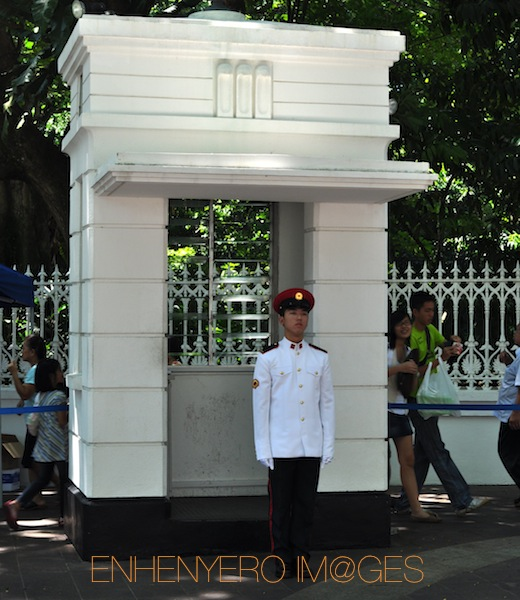 braggies: The Istana Open House