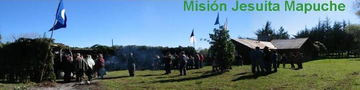 Misión Jesuita Mapuche