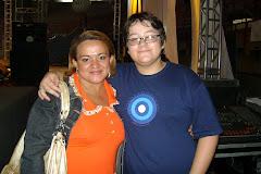 Marquito e Kátia em Show em Fortaleza