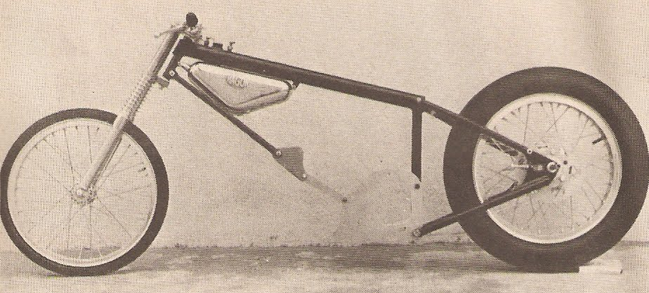 SHOW & GO CYCLE SHOP: Alf Hagon Dragbike Parts