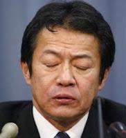 Wajah Menkeu Jepang saat dinyatakan mabuk
