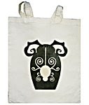 Spider Tombstone Tote