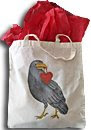 Raven Gift Tote