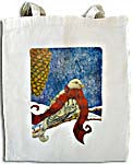 Winter Bird Gift Bag