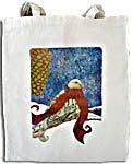 Winter Bird Gift Bag