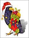 Santa Raven