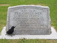 Ten Circus Men