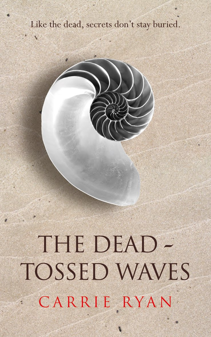 Realms of speculative fiction carrie ryan the dead tossed waves