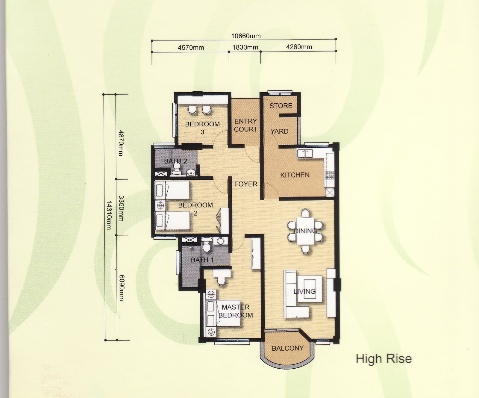 Condo Floor Plans Condominium
