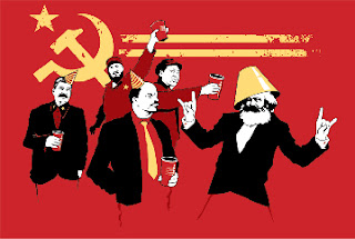 Aint' no party like a communist party