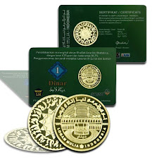 koin emas dinar