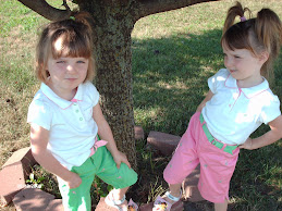 Twins first day of school