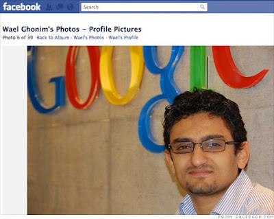wael ghonim.google Siapa yang Akan Menggantikan Mubarak di Mesir /  Senarai Calon sebutan ramai