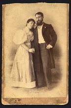 Teresa Filangeri Perathoner e Lorenzo Perathoner