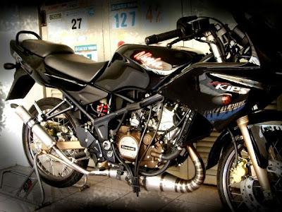 Picture of Foto Ninja R 150