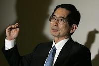 NEC Electronics President Junshi Yamaguchi