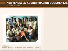Asistencia en Administración Documental 2009