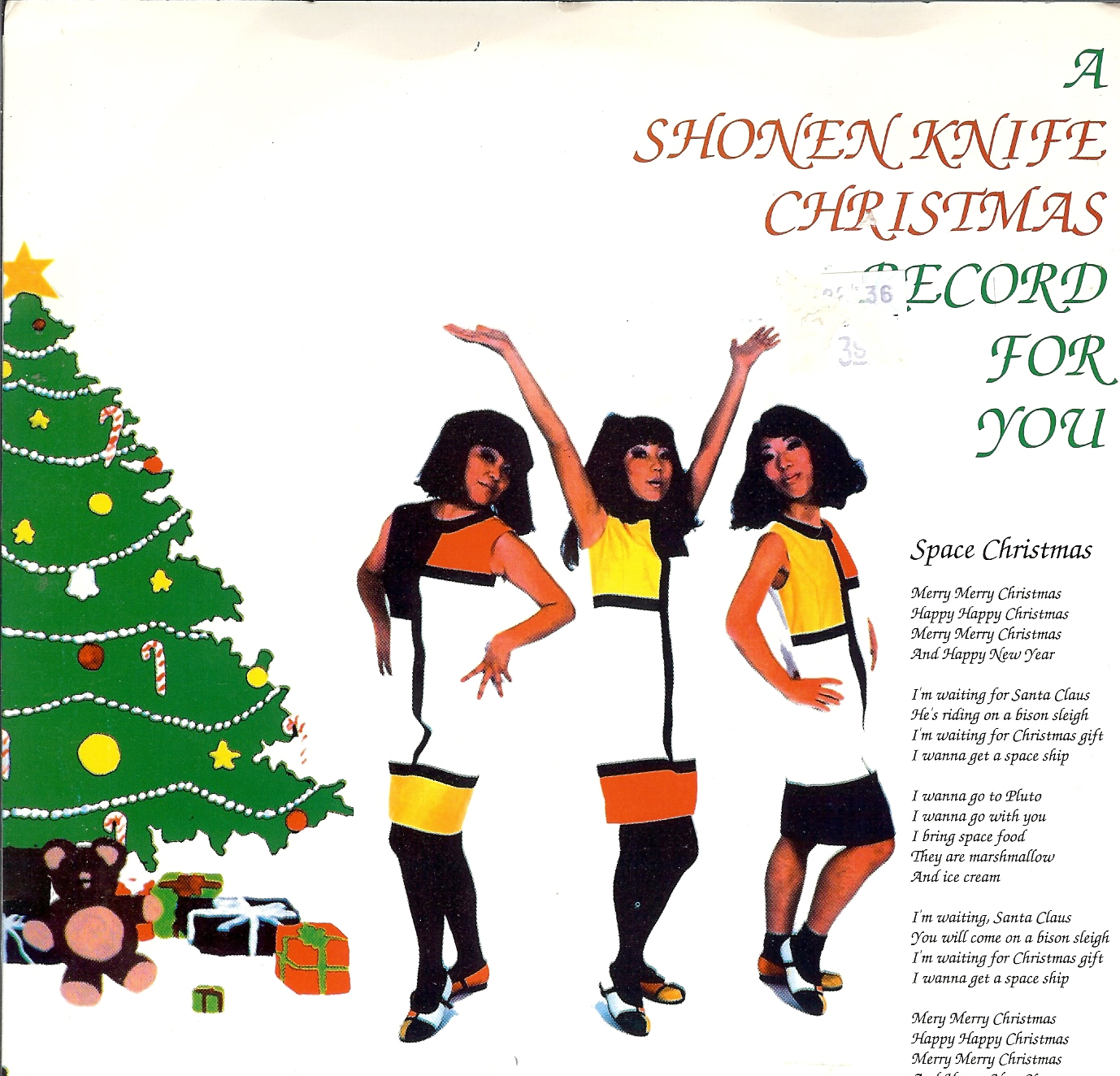 I Am the Noize In Your Head: Shonen Knife - Space Christmas