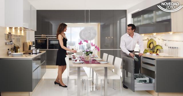 Cocina all inclusive azdeco - Singular kitchen valencia ...