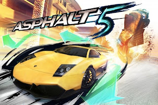 Download Asphalt 5 HD v3.4.1 apk Android Game(QVGA and HVGA)