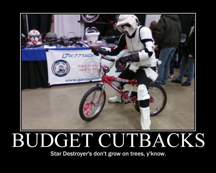 Like star wars unemployment speaking, advise