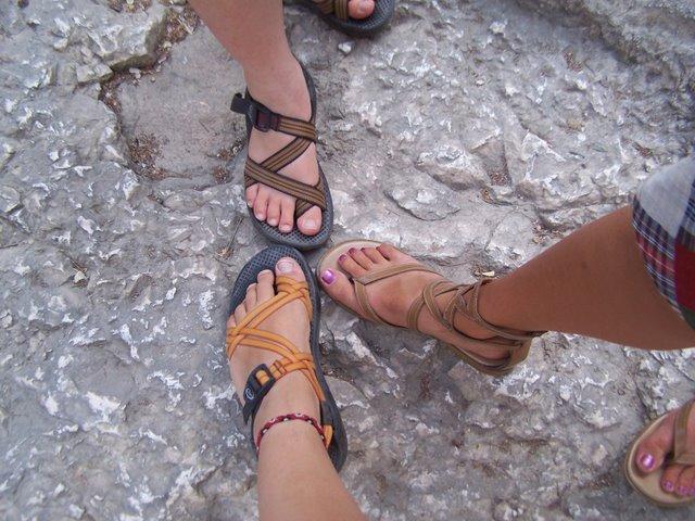 [jesus+sandals+jerusalem]