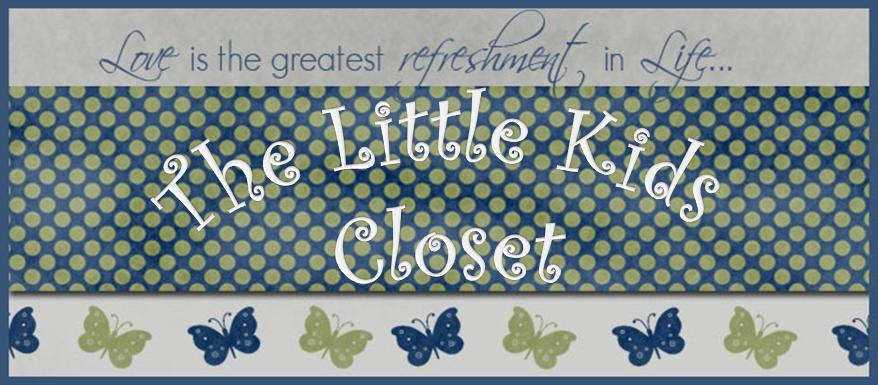 The Little Kids Closet