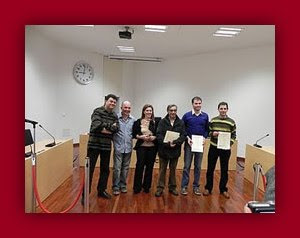Entrega de Premios V Concurso Intern Haiku Fac Derecho Albacete