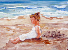 One of my paintings in Vieques P. R.