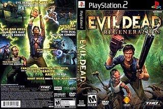 Download Evil Dead: Regeneration PS2