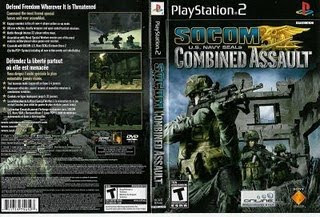 SOCOM U.S. Navy Seals:  Combined Assault  PS2 ISO